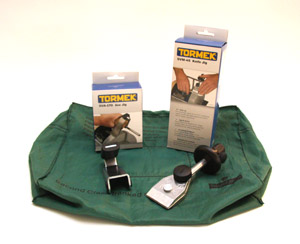 Tormek's jigs were in today's postbag